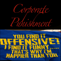 Corporate Punishment podcast