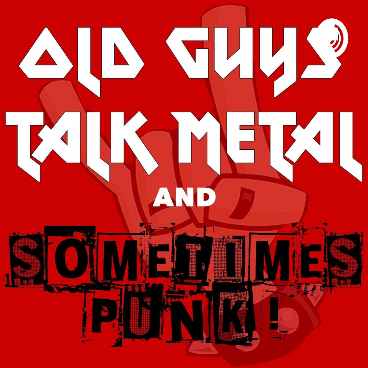 Old Guys Talk Metal and Sometimes Punk