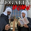Legally Insane - The Law is Funny artwork