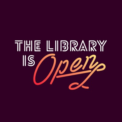 The Library is Open:The Library Is Open