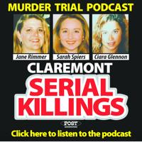 Claremont Serial Killings podcast