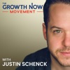 Growth Now Movement with Justin Schenck artwork