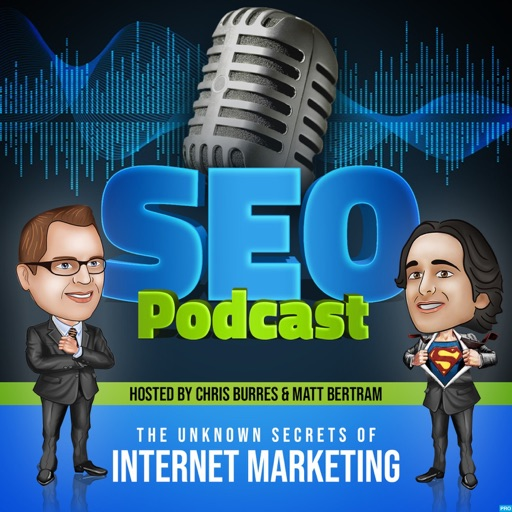 Cover image of SEO Podcast Unknown Secrets of Internet Marketing
