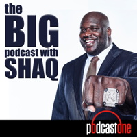 Podcast cover art for The Big Podcast With Shaq