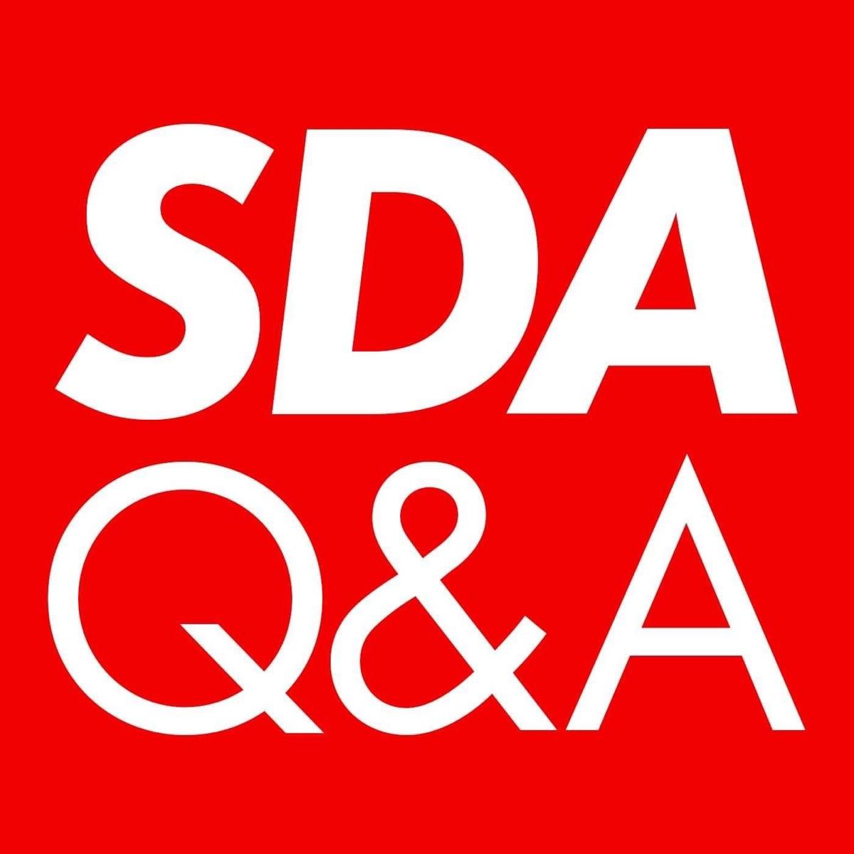 SDA Q&A