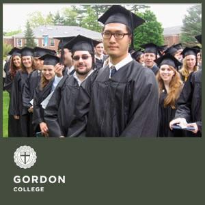 Gordon College Commencement 2010