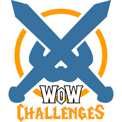 Cover image of WoW Challenges Podcast
