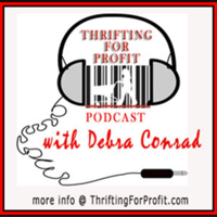 Thrifting For Profit - The Amazon Way podcast