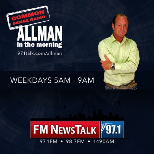 Cover image of Allman in the Morning Podcast