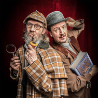 Podcast Sherlock, met Vitalski en Jean-Paul Van Bendegem podcast