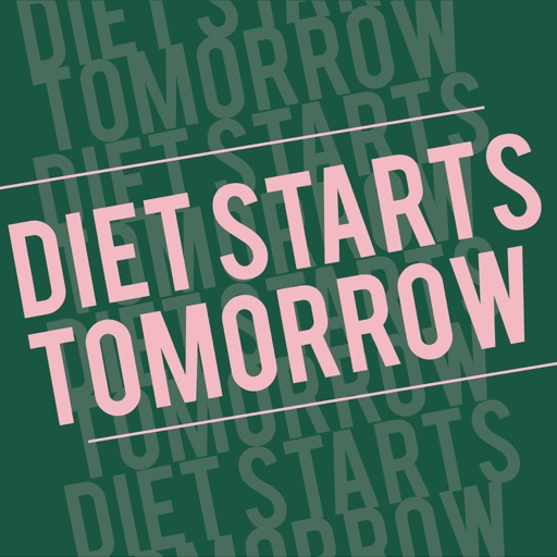 Cover image of Diet Starts Tomorrow