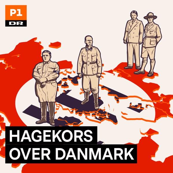 Hagekors over Danmark