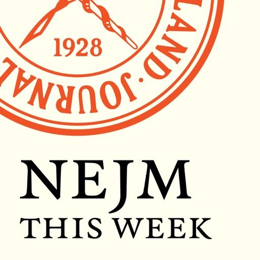 Cover image of NEJM This Week — Audio Summaries