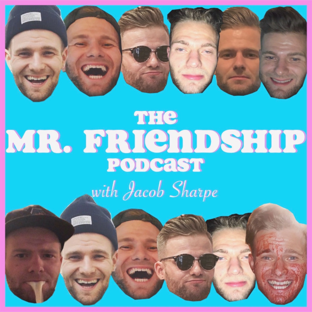 The Mr. Friendship Podcast