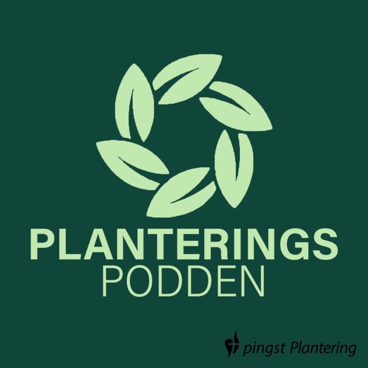 Planteringspodden
