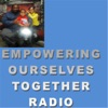 Empowering Ourselves Together Radio Show (click black dot with chain ) or  go here http://discoveringthebeautifulyou.org/