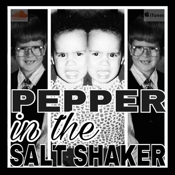 Pepper in the Salt Shaker