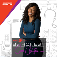 espnW presents Be Honest with Cari Champion podcast