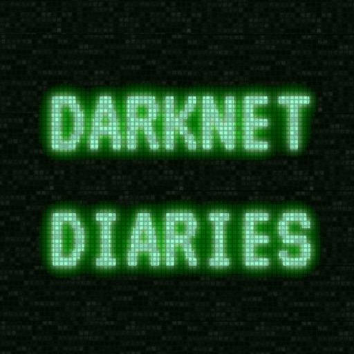 Cover image of Darknet Diaries