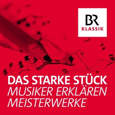 Das starke Stück - Musiker erklären Meisterwerke:Bayerischer Rundfunk