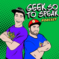 Geek So To Speak: A Geek News Podcast podcast