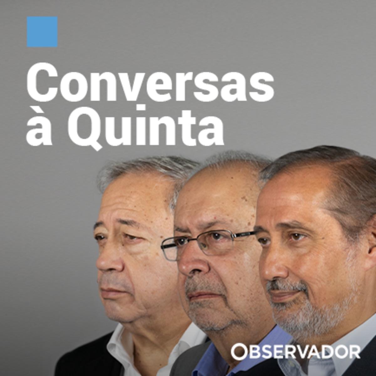 Conversas à Quinta