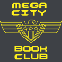Mega City Book Club podcast