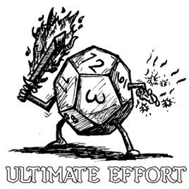 Ultimate Effort Podcast: Ultimate Effort Podcast - Session 1