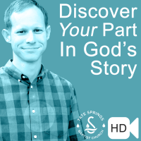 The Tate Springs Podcast - Sermon Video podcast