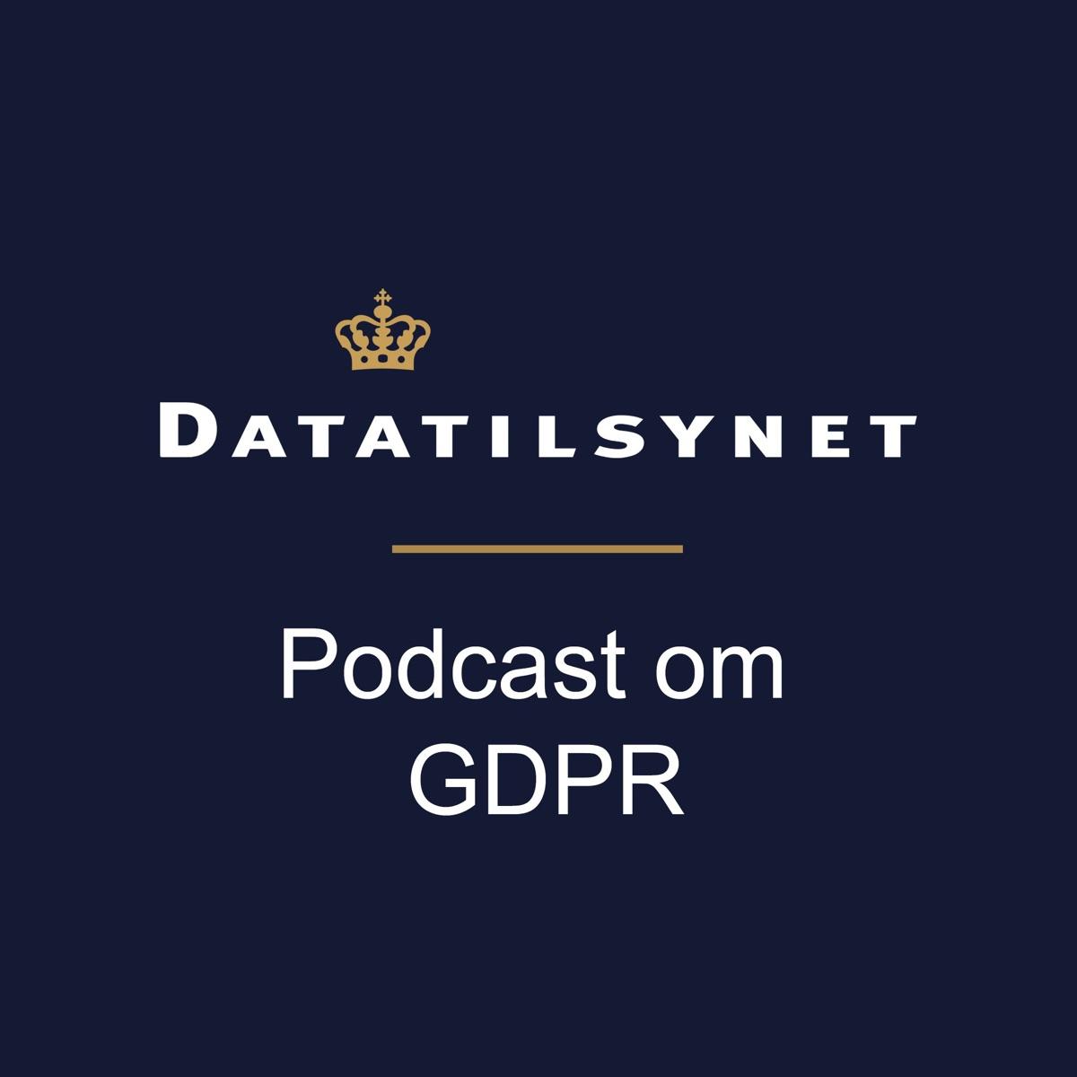 Datatilsynet podcast – bliv klogere på GDPR
