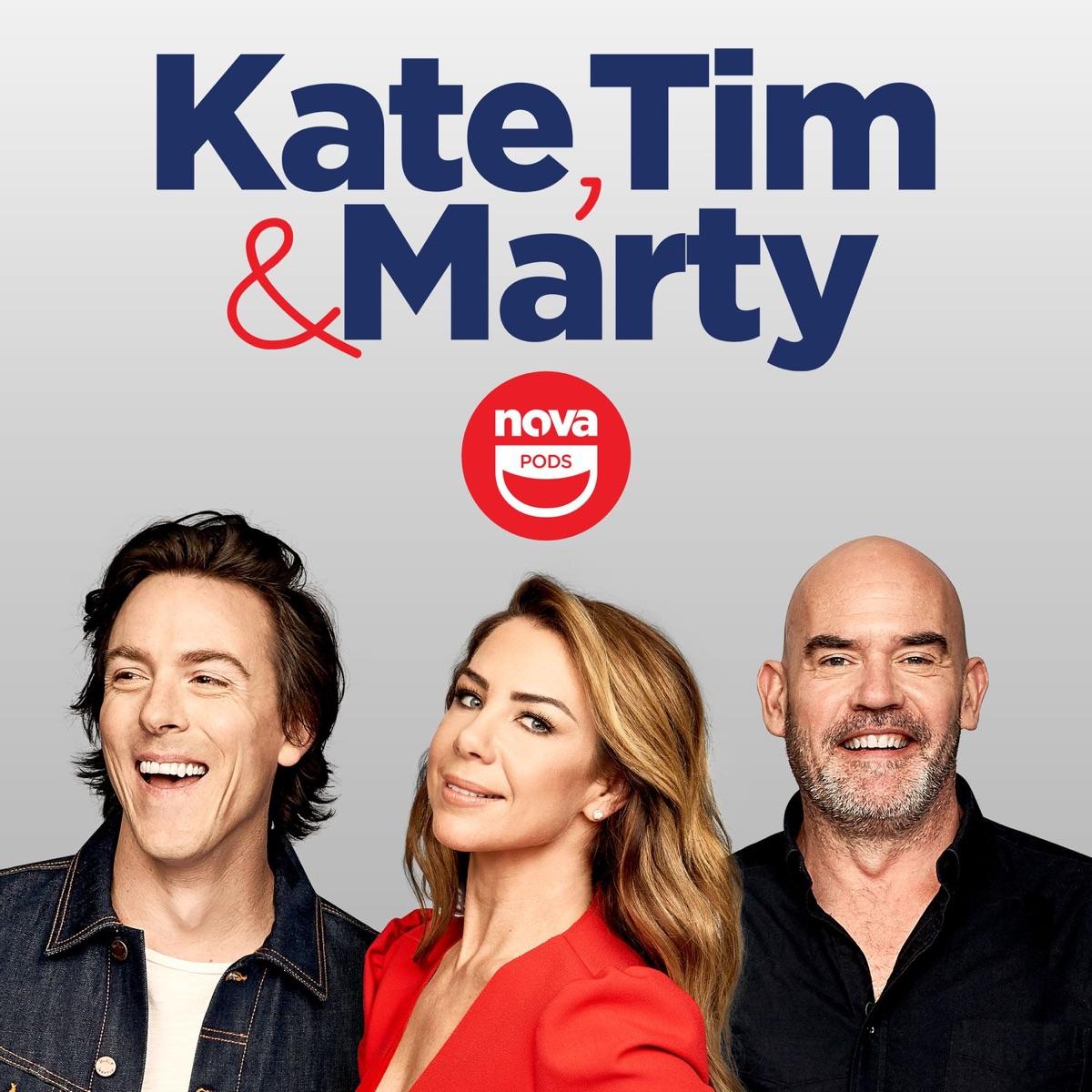 Kate, Tim & Marty