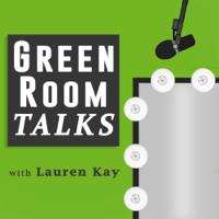 Green Room Talks podcast