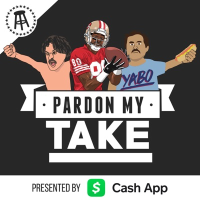 Pardon My Take:Barstool Sports