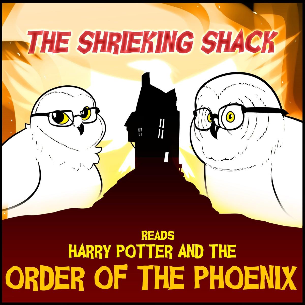 The Shrieking Shack – Podcast – Podtail