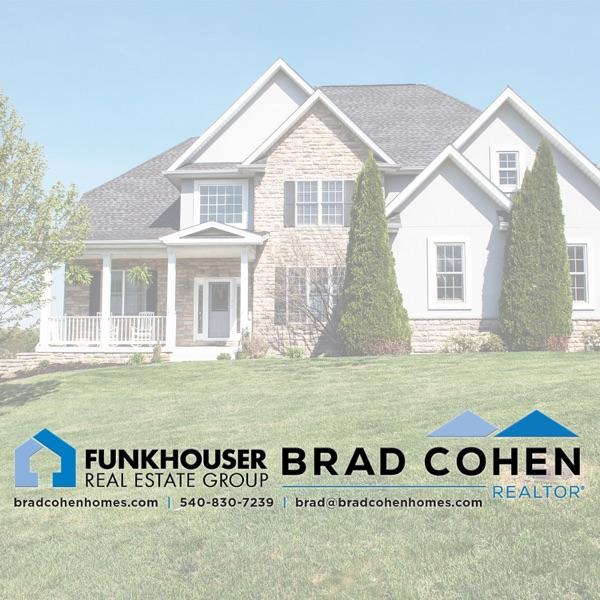 Harrisonburg Real Estate Podcast with Brad Cohen