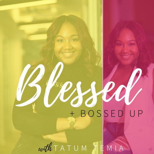 Cover image of Blessed + Bossed Up