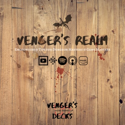 Venger's Realm: Encounters and Tips for Dungeon Masters and Game Masters