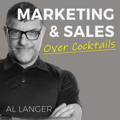 Marketing and Sales, Over Cocktails:Allan Langer