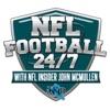 Football 24/7 with John McMullen artwork