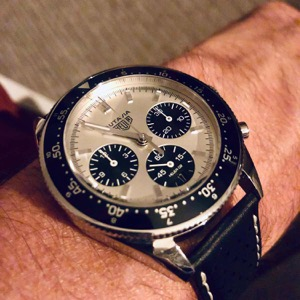 UrSnyggt - Med klockan i fokus och livet i periferin