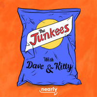 The Junkees - Dave O'Neil and Kitty Flanagan podcast