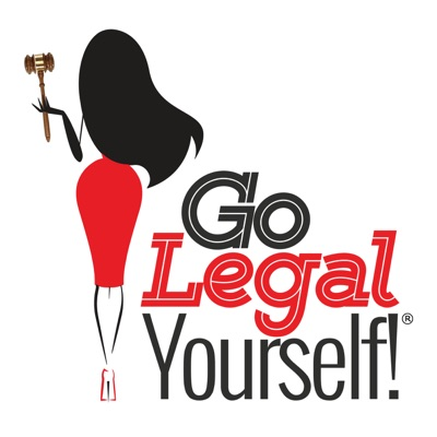 Go Legal Yourself podcast