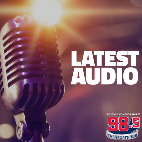 98.5 The Sports Hub Audio Artwork