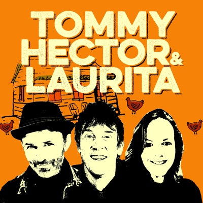 The Tommy, Hector & Laurita Podcast:Mabinóg