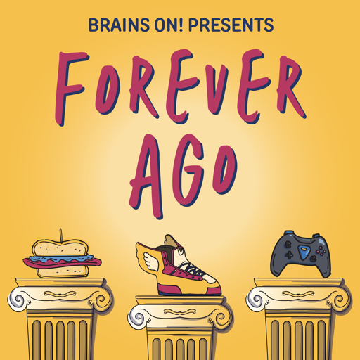 Cover image of Forever Ago