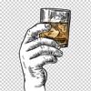WhiskeyBourbonMan artwork