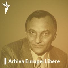 Noël Bernard - Radio Europa Liberă/Radio Libertatea