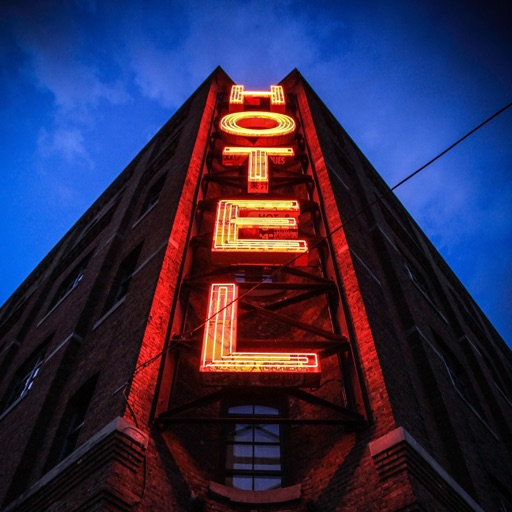 Cover image of The Hotel