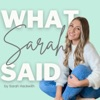 What Sarah Said artwork