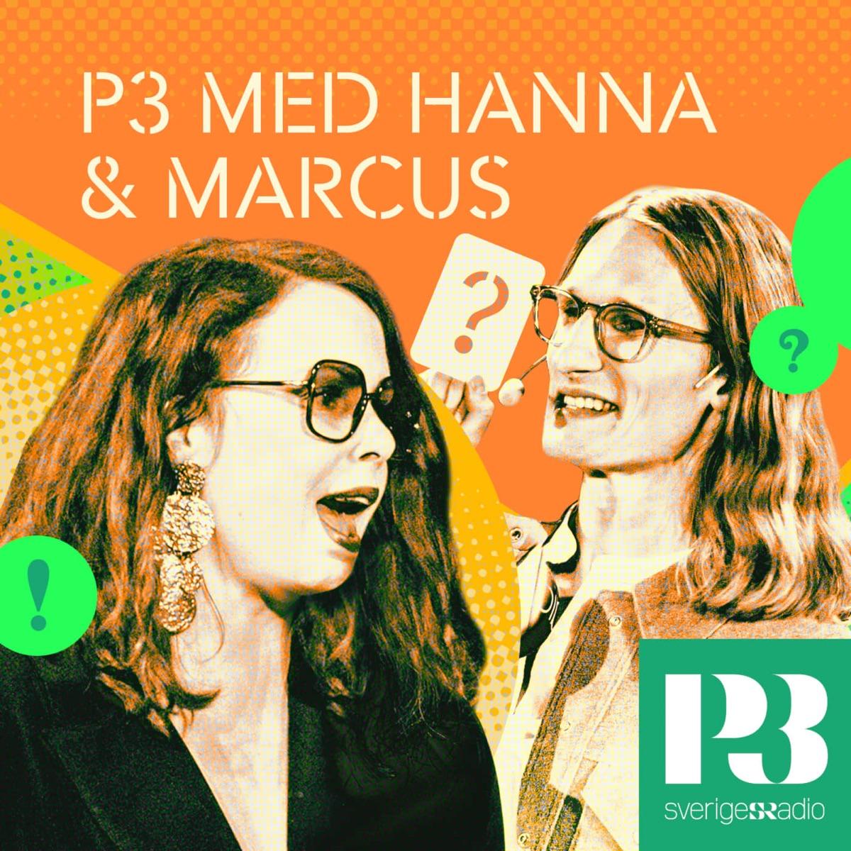 P3 med Hanna och Marcus
